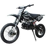 X-Pro 125cc Dirt Bike Pit Bike 125cc Adult Dirt Bikes Pit Bikes Youth Dirt Bike,Blue