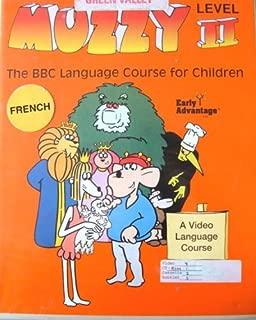 Muzzy Level II French BBC Video Course Set Early Advantage (Muzzy, Level II)