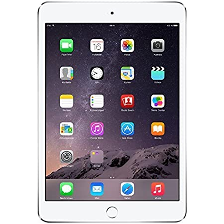 Apple iPad Mini 3 128GB Wi-Fi - Plata (Reacondicionado)