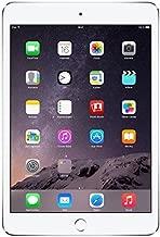 Apple MGNV2LL/A iPad mini 3, 7.9-Inch Retina Display 16GB, Wi-Fi, Silver (Renewed)