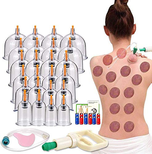 Hijama Cupping Vacuum Suction