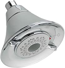 Polished Chrome American Standard 1660.611.002 Flowise Modern Water Saving Showerhead