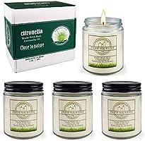 Set regalo fai da te per realizzare candele profumate.