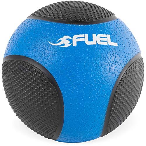 Fuel Pureformance HHKC-FL004T Fuel 4 Lb. Textured Medicine Ball