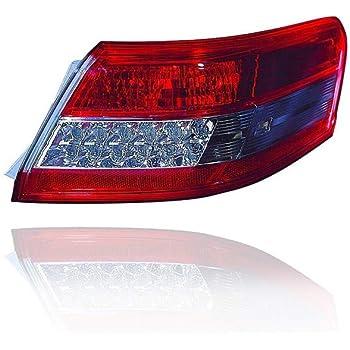 New Depo Passenger Side LED Tail Light For 17-19 Toyota Corolla 8155002B10 NSF