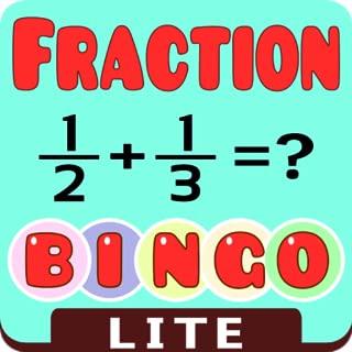 Fraction Bingo Lite