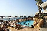 N\A Puzzle Jigsaw Rompecabezas De Bricolaje para Adultos 1000 Piezas - Hotel Dolmen Resort, Bugibba, Malta - para Amigo Regalo De Cumpleaños Familiar para Niños