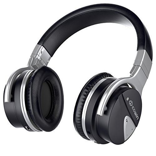 Bluetooth Over Ear Noise Cancelling Headphones