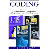 Coding 3 books In 1 : Learn Python Coding & Programming Kindle eBook