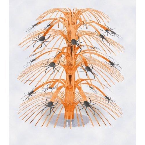Halloween Araignées Mini Cascade Fête Pièce Maîtresse De Table, 21.6 cm