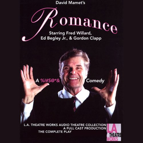 Romance audiobook cover art