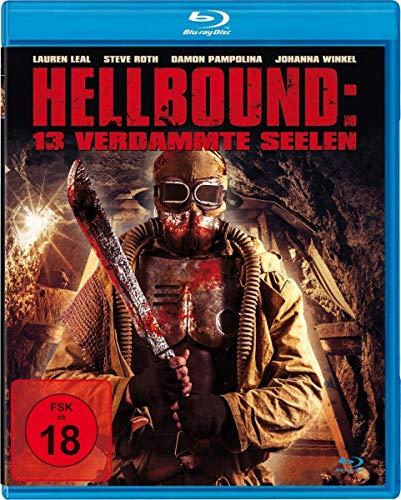 Hellbound: 13 verdammte Seelen [Alemania] [Blu-ray]