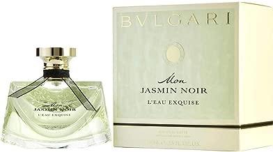 Bvlgari Mon Jasmin Noir L'eau Exquise Eau de Toilette Spray for Women 2.5 oz