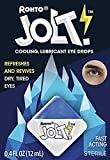 Rohto Jolt Cooling Eye Drops 0.4 fl oz. (Lubricant) (Pack of 1)- relieves and revives dry, tired eyes with its hydrating formula and intense cooling sensation