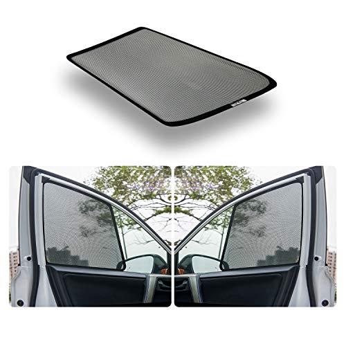 LFOTPP Auto zonwering voor BMW 5-serie F10, magnetische zonneklep, auto baby accessoires, 6 stuks