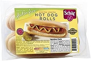 Schar Buns-Hot Dog, 8 oz