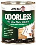 Zinsser Quart Bulls Eye High Hide Odorless Primer Sealer