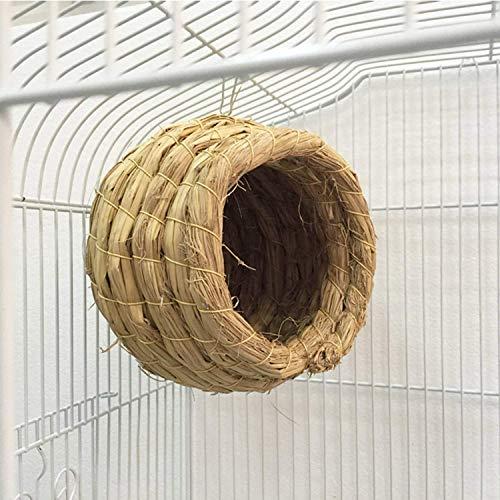 ZZTX 2 Piezas de Nido de pájaro para Palomas, Nido de pájaro cálido, Suministros para Palomas, Utensilios para Palomas, Paloma para cría, Estante para Palomas, Caja para nidos, par de cría, pa