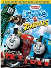 Best thomas and friends spills and thrills dvd Reviews