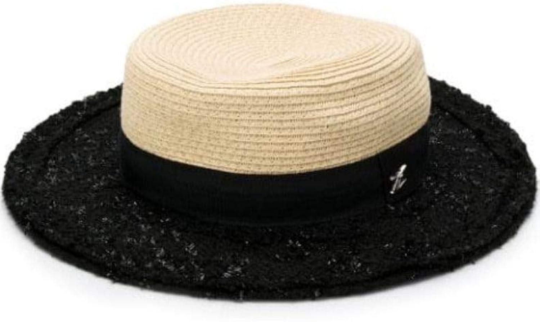 Karl Lagerfeld Women's 19KW3412 Black Synthetic Fibers Hat