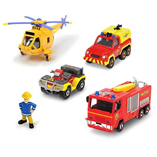 Feuerwehrmann Sam Rettungs Team
