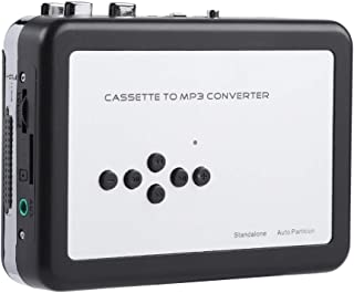 $40 » Sponsored Ad - Cassetter to MP3 Converter, Cassette Tape to MP3 CD Converter Capture Digital Music Player Support TF Card ...