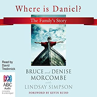 Where Is Daniel? cover art