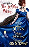 The Lady Most Willing...: A Novel in Three Parts (Avon Historical Romance) - Julia Quinn