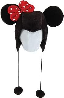 Disney Minnie Mouse Adult Hoodie Hat by elope