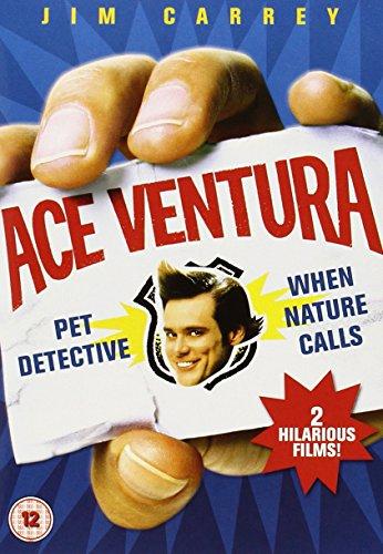 Ace Ventura Pet Detective/When Nature (2 Dvd) [Edizione: Regno Unito] [Edizione: Regno Unito]