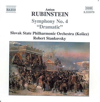 Rubinstein: Symphony No. 4, 'Dramatic'