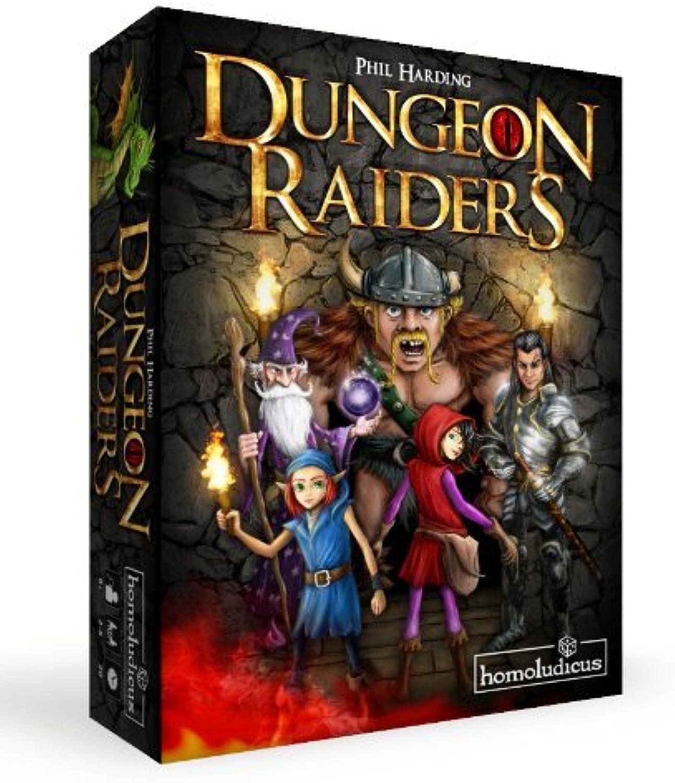 producto de calidad Dungeon Raiders Board Board Board Juego by Passport Juego Studios  ofrecemos varias marcas famosas