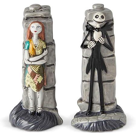 Beauty /& The Beast Salt /& Pepper Enesco Disney Ceramic