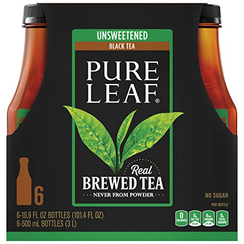 Pure Leaf Unsweet 169 Ounce Pack of 6