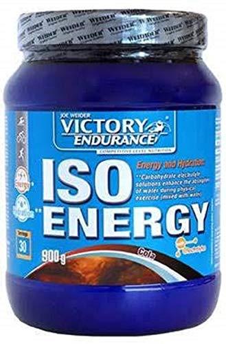 Victory Endurance Iso Energy Cola 900g. Rápida energía e hidratación.Con
