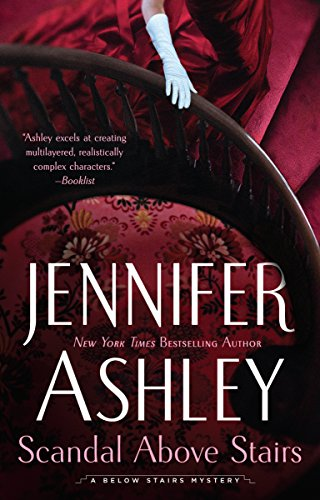 Scandal Above Stairs (A Below Stairs Mystery Book 2) (English Edition)
