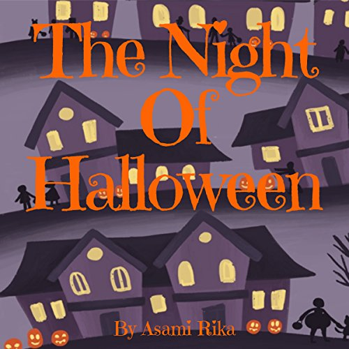 The Night of Halloween audiobook cover art
