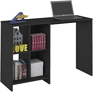 Artely Matrix Desk, Black, W 110 cm x D 35 cm x H 72.5 cm