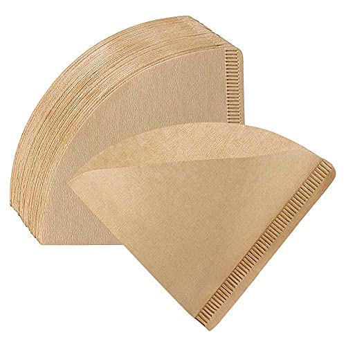 Cone Coffee Filters, Natural Brown, 2# 120 Count (Pack Of 3)