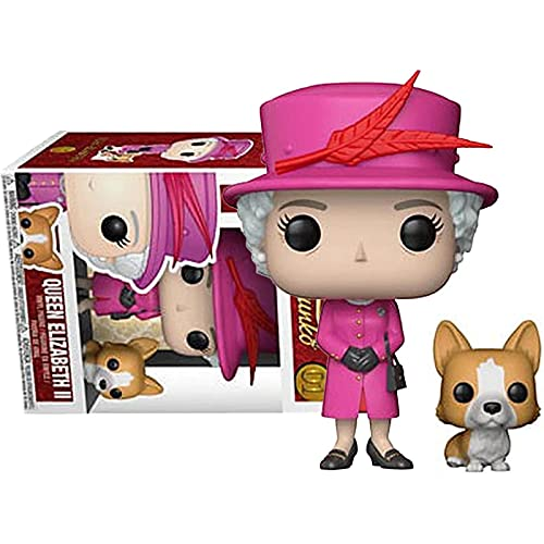 Pop Vinyl Queen # 01 Pink Figura De Acción Modelo Juguetes Colecciones De Muñecas para Niños...