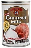 Suree Leche de Coco 8% -10% Grasa Paquete de 1 x 400 ml 400 g