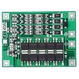 zhuolong 4S 40A 14.8V 16.8V Batería de Litio 18650 Cargador PCB Placa de protección BMS con Equilibrio para Motor de Taladro