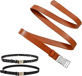 3 Pack Adjustable Soft Belts for Boys & Girls by OVOGBEE