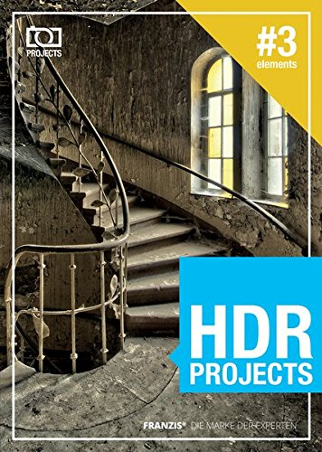 Franzis Verlag HDR Projects 3 Elements [import allemand]
