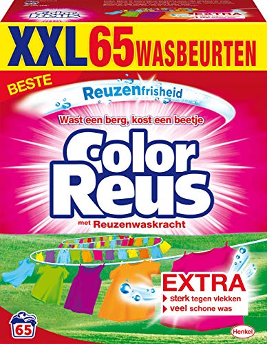 color reus 100 wasbeurten kruidvat