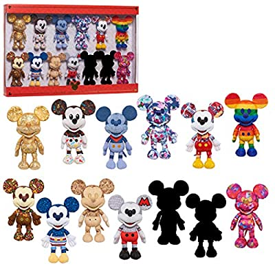 Disney Year of the Mouse Small Plush - 13 pk; Amazon Exclusive from Just Play