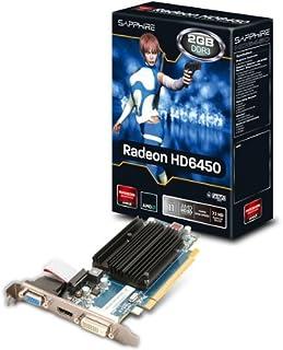 Sapphire HD 6450 2GB DDR3 HM, tarjeta gráfica