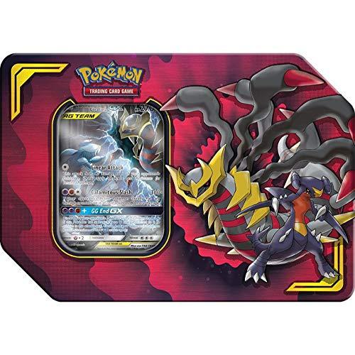 Pokemon TCG: Power Partnership Tag Team Tin, Garchomp & Giratina