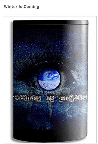Skin for Wismec Reuleaux RX300 TC 300W mod GOT 'Winter is Comimg' Vape skin wrap by Jwraps