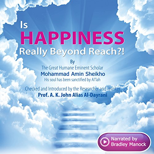 Is Happiness Really Beyond Reach?! audiobook cover art
